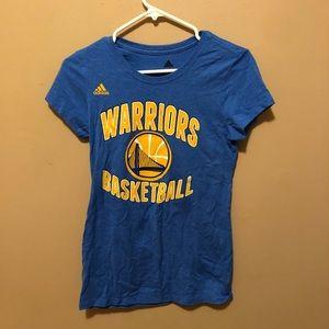 Adidas Warriors T-shirt